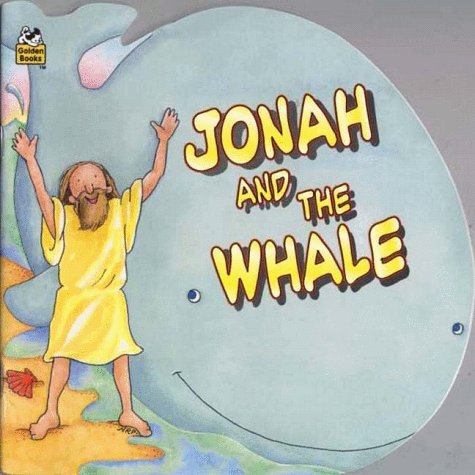 9780307100139: Jonah and the Whale (Golden Super Shape Book)