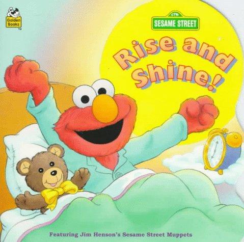 9780307100351: Elmo Rise And Shine (Golden Books)