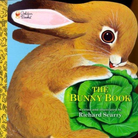 9780307100481: The Bunny Book (Golden Super Shape Book)