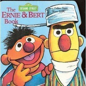 9780307100726: Ernie and Bert (Golden Super Shape Books)