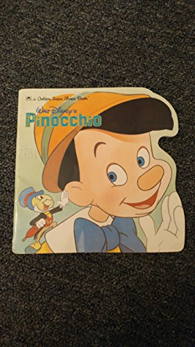 9780307100931: Walt Disney's Pinocchio (Golden Books)
