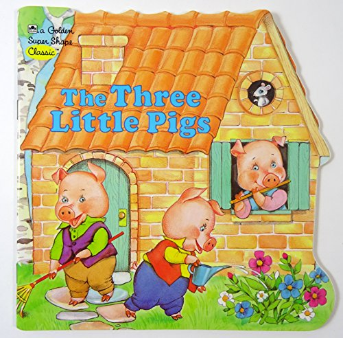 The Three Little Pigs (Look-Look)