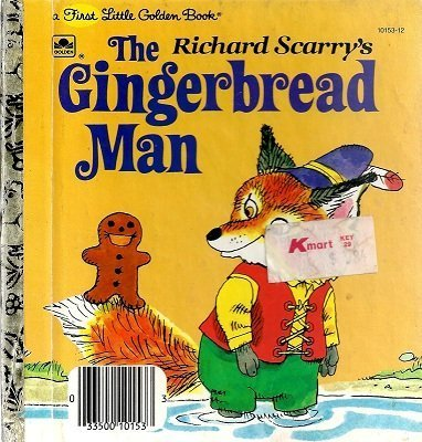 The Gingerbread Man: Richard Scarry