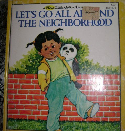 9780307101136: Around the Neighborhood (Little Golden Book)