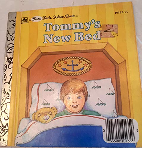 9780307101334: Tommy's New Bed (Little Golden Book)