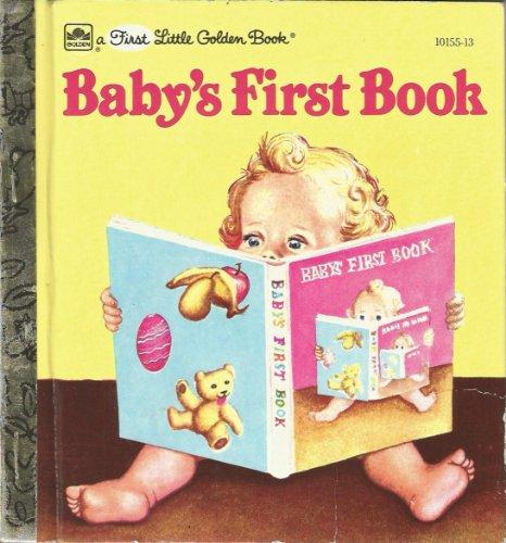 9780307101624: Baby's First Book (A First Little Golden Book)