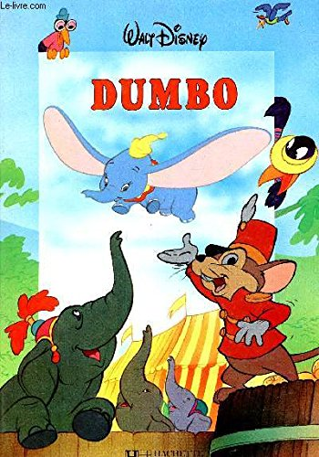 9780307101709: Dumbo's Book of Colors (A First Little Golden Book)