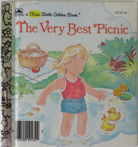 The very best picnic (A First Little Golden Book) (0307101711) by Eugenie