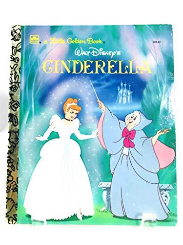 9780307102003: Walt Disney's Classic Cinderella