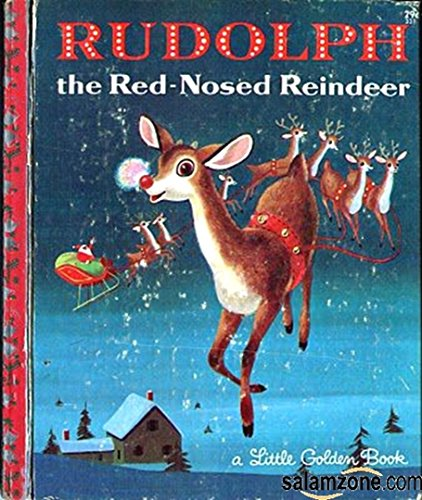 9780307102034: Rudolph the Red-nosed Reindeer
