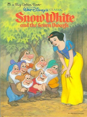 9780307102058: Walt Disney's Snow White and the Seven Dwarfs