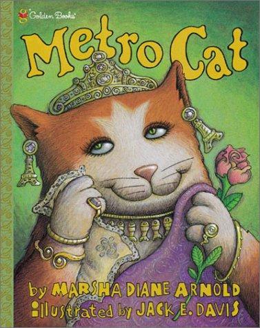 9780307102133: Metro Cat (Family Storytime)