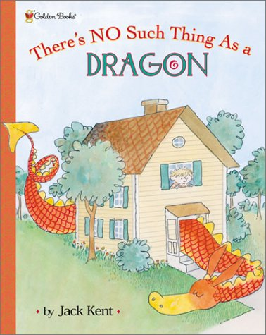 9780307102140: There's No Such Thing as a Dragon (Family Storytime)