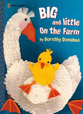 9780307102256: Big and Little on the Farm (Family Storytime)