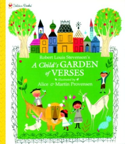9780307102263: A Child's Garden of Verses (Golden Books Classics)