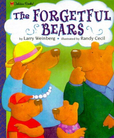 9780307102300: The Forgetful Bears (Family Storytime)