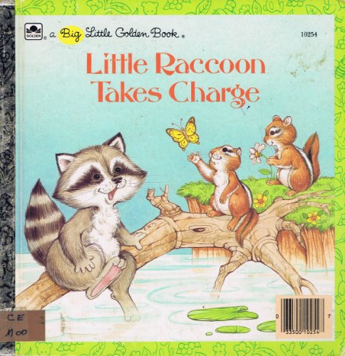 Little Raccoon Takes Charge (0307102548) by Lilian Moore