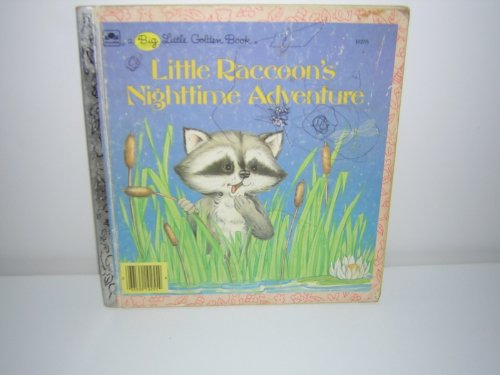 Stock image for Little Raccoon's Nighttime adventure for sale by Gulf Coast Books