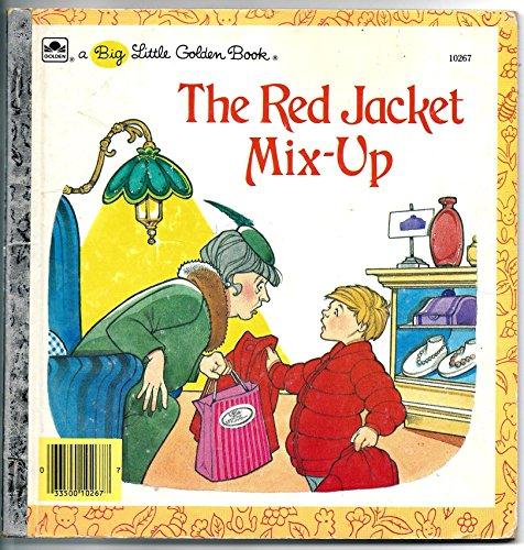 9780307102676: The red jacket mix-up (A Big little golden book)