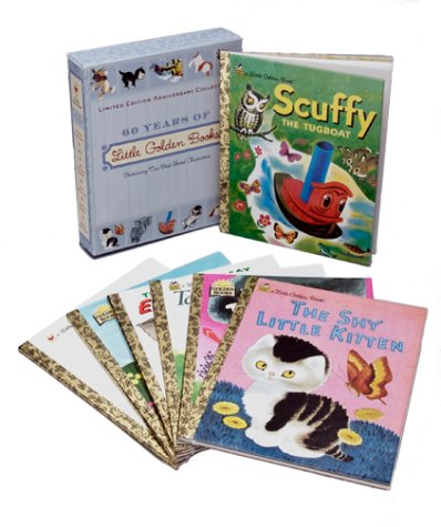 9780307103086: 60 Years of Little Golden Books: Anniversary Collection