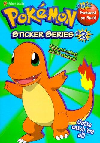 9780307103116: Pokemon Sticker Series 2