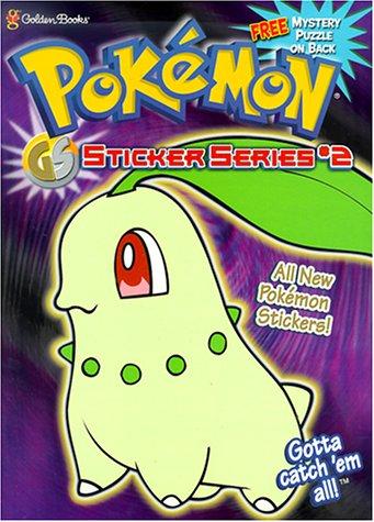 9780307103154: Pokemon GS Sticker Series #2 (Sticker Time)