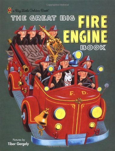 9780307103215: The Great Big Fire Engine Book