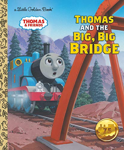 9780307103352: Thomas and the Big, Big Bridge