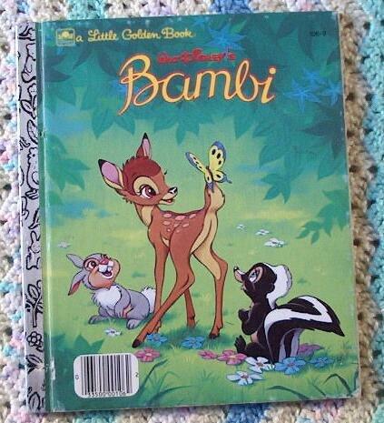 9780307103802: Walt Disney's Bambi