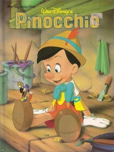 9780307103819: Walt Disney's Pinocchio (Big Golden Storybooks)