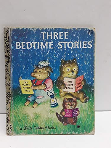 Three Bedtime Stories (Three Little Kittens / Three Little Pigs / The Three Bears): ...