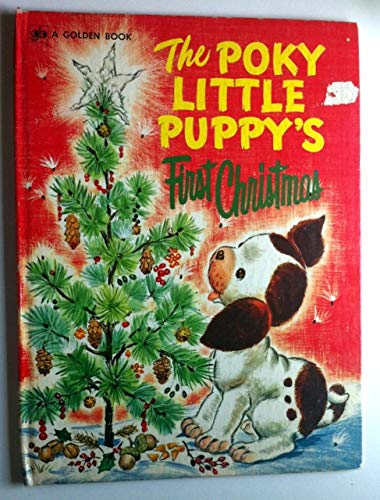 The Poky Little Puppy's First Christmas: Holl, Adelaide