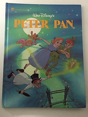 Walt Disney's Peter Pan: From the motion: Barrie, J. M.