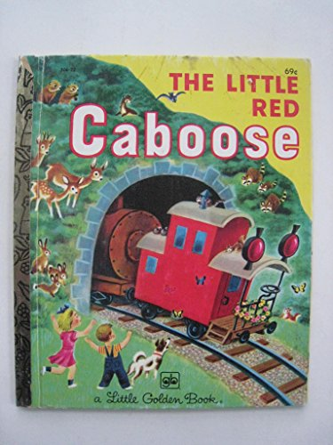 9780307104236: Little Red Caboose