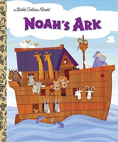 9780307104403: Noah's Ark (Little Golden Book)