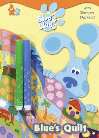9780307105035: Blue's Quilt (Col Plus SelfInk Stamper Mark)