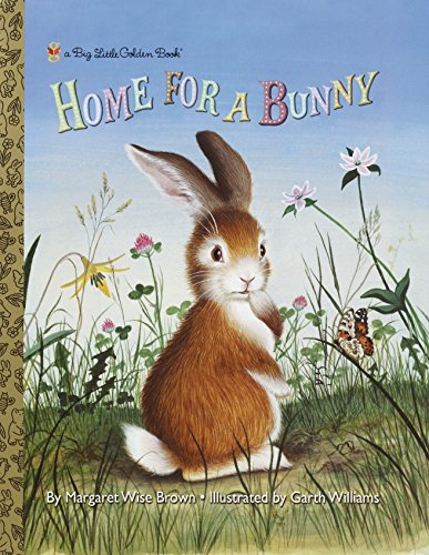 9780307105462: Home for a Bunny (Big Little Golden Books)