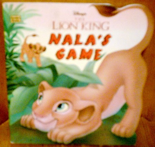 9780307105639: Disney's the Lion King: Nala's Game (Golden Little Super Shape Books)