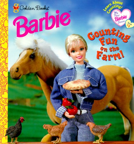 9780307106650: Counting Fun on the Farm (My First Barbie)