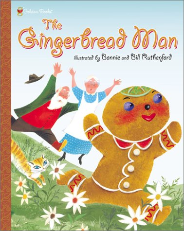 9780307106810: The Gingerbread Man [Golden Books]