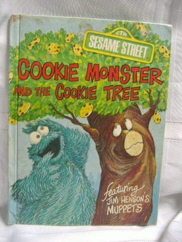 9780307108210: Cookie Monster and the Cookie Tree: Featuring Jim Henson's Muppets