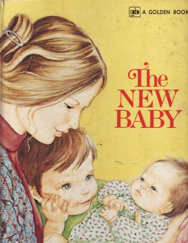 9780307108227: The New Baby, Big Golden Book