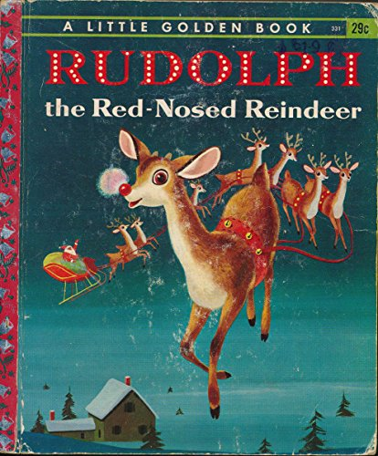Rudolph the Red-Nosed Reindeer: Robert L. May