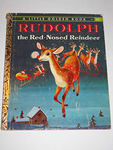 9780307108494: Rudolph the Red-Nosed Reindeer