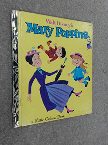Walt Disney's Mary Poppins (0307108503) by Disney Productions