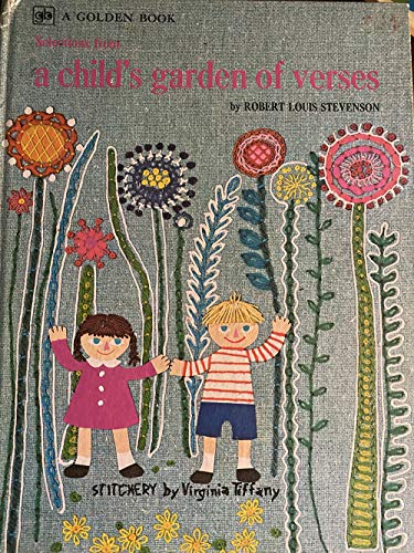 9780307108739: Selections from A Child's Garden of Verses (A Golden Book)