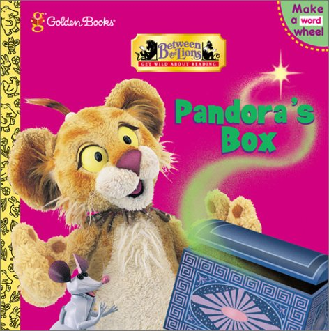 9780307108807: Pandora's Box (Between the Lions)