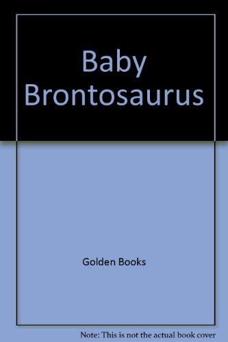 9780307109002: Baby Brontosaurus