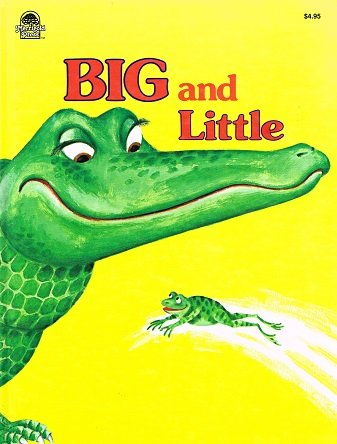 9780307109378: Big and Little
