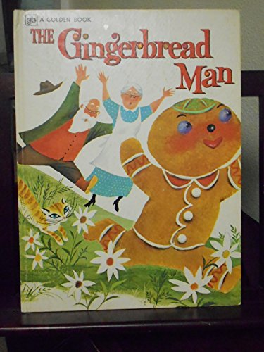 9780307109415: The Gingerbread Man (Giant Golden Book 10460)